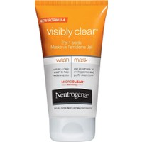 Neutrogena Visibly Clear 2'si 1 arada Maske+Jel 150 Ml