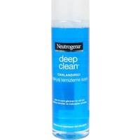 Neutrogena Deep Clean Makyaj Temizleme Suyu 200 Ml