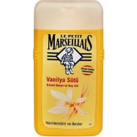 Le Petit Marseillais Vanilya Sütü Duş Jeli 250 Ml