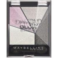 Maybelline Diamond Glow Quad 04 Grey Pink Drama - 4 Lü Far
