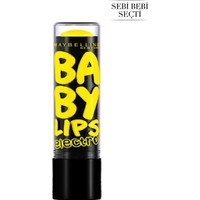 Maybelline Baby Lips Electro - Fierce N Tangy