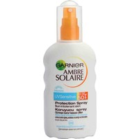 Garnier Ambre Solaire Sensitive Advanced Koruyucu Sprey GKF50+ 200ML