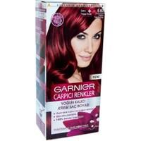Garnier Çarpıcı Renkler 6/60 - Yoğun Yakut Kızılı Saç Boyası