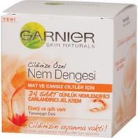 Garnier Nem Dengesi Işıltı Veren Krem Turuncu 50 Ml