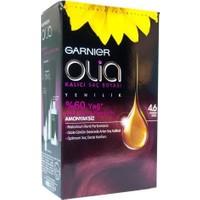 Garnier Olia 4/6 - Yoğun Kızıl Saç Boyası