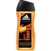 Adidas Duş Jeli King 2in1 Deep Energy 250 ml.