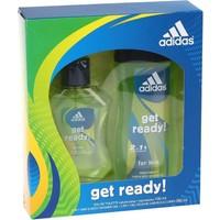 Adidas Get Ready Edt 100 Ml Erkek Parfüm + 250 Duş Jeli Set