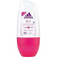 adidas 6 In 1 Cool & Care Kadın Roll On 50 ml