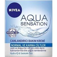 Nfc Aqua Sensatıon Canlandırıcı Yüz Bakım Kremi 50Ml