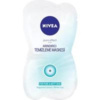 Nivea Visage Arındırıcı Temizleme Maskesi (Yağlı Cilt)