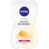 Nivea Besleyici Bal Yüz Maskesi 15Ml (7,5X2Ml)