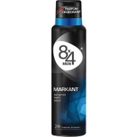 8X4 Markant Spray 150 ml Erkek Deodorant