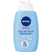 Nıvea Saç Ve Vücut Şampuanı 500Ml