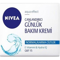 Nıvea Günlük Nemlendirici Yüz Kremi Normal/Karma Cilt 50Ml