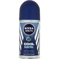 Nivea Men Erkek Deo Roll-On Cool Kick 50 Ml