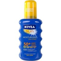 Nivea Sun Moisturizing Sun Spray Spf50 200ml