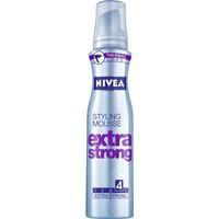 Nivea Extra Güçlü Saç Köpüğü