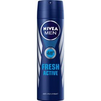 Nivea Men Erkek Deodorant Fresh Active 150 Ml