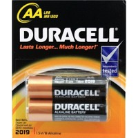 Duracell Alkalin Aa Kalem Pil 2 Li Kartela