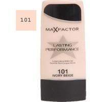 Max Factor Lasting Performance İz Bırakmayan Sıvı Fondöten 101 Ivory Beige