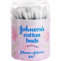 Johnson's Baby Kulak Temizleme Çubuğu 100 Ad.