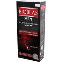 Bioblas Men Şampuan Kuru Ve Normal Saçlar Güçlü Defans 400 Ml