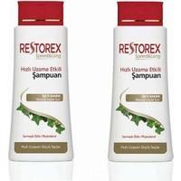 Restorex Speed Long Normal Saçlar İçin 2 Li Şampuan 650 Ml