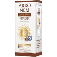 Arko Nem Güneş Bakım Yüz Kremi 75 Ml (F30)