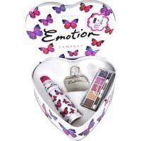 Emotion Fantasy Edt 50Ml Kadın Parfüm + Deo + Göz Farı 3'Lü Set