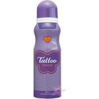 Tattoo Deodorant 125 Ml Charm