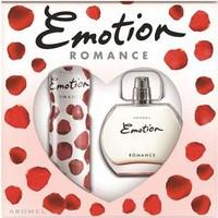 Emotion Romance Edt 50 Ml Kadın Parfüm +Deodorant Set