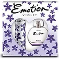 Emotion Violet Edt 50 Ml +Deodorant Set