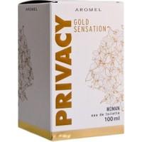 Privacy Gold Edt 100 Ml Kadın Parfümü