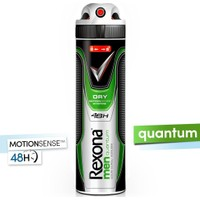 Rexona Quantum Erkek Deodorant 150 Ml