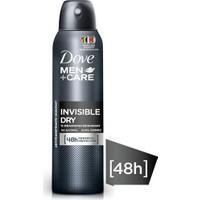 Dove Men Deodorant Sprey Invısıble Dry 150 ml