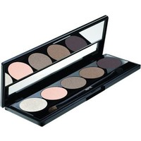 Pastel Profashion Eyepalette 5Pcs 15 5'Li Far Seti