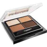 Pastel Eyeshadow Quad 204 4'Lü Far Seti