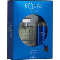 Equal Intense Edt 75 Ml Erkek Parfümü + 150 Ml Deodorant Set