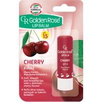 Golden Rose Lip Balm Cherry Spf 15