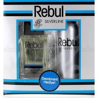 Rebul Parfüm Erkek Silverline 100 Ml Edt+150 Ml Deodorant