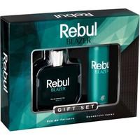Rebul Blazer 2 Li Hediye Seti (Edt 100Ml + 150Ml Deo)