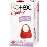 Kotex Lightdays Lavender 40lı