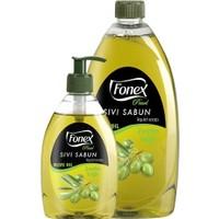 Fonex Zeytinyağlı Sıvı Sabun - Olıve Oıl - 350+700 G