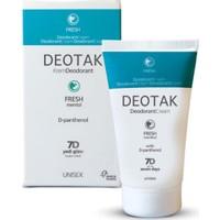 Deotak Krem Deodorant Fresh 35ml