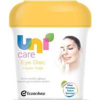 Uni Care Eyedisc Makyaj Temizleme Diski - Kayısı Yağlı