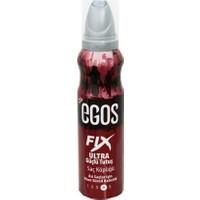 Egos Saç Köpüğü Ultra Güçlü Tutuş 125 ml