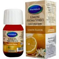 Mecitefendi Katkısız Limon Yağı Aroma Verici 20 Cc