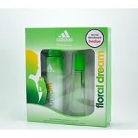 Adidas Floral Dream 50Ml Kadın Parfüm + Deodorant Parfüm Seti