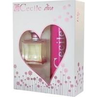 Cecile Diva Edt 100 Ml Kadın Parfüm + 150 Ml Deodorant Set