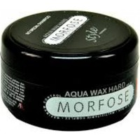 Morfose Aqua Wax Hard Siyah 120 Gr
